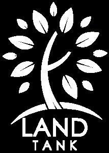LandTank_Logo Master Tree White